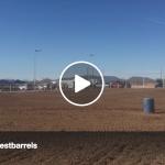 missionview barrel racing video