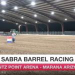 barrel racing marana