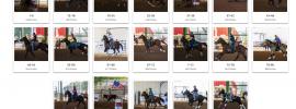 sabra barrel racing photos