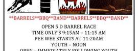 barrel race marana flyer