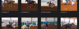 barrel racing pictures